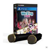 We Sing Pop (inkl. 2 Mikrofonen) (PlayStation 4) für 49,99 Euro
