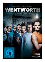 Wentworth - Staffel 4 - Ein tödliches Bündnis (DVD) für 25,99 Euro