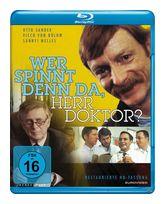 Wer spinnt denn da, Herr Doktor? (BLU-RAY) für 13,99 Euro