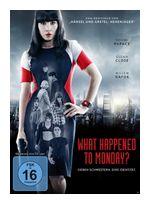 What Happened To Monday? (DVD) für 9,99 Euro
