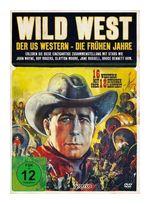 Wild West: Der US Western-Die frühen Jahre (DVD) für 12,99 Euro