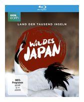 Wildes Japan - Land der tausend Inseln (BLU-RAY) für 14,99 Euro