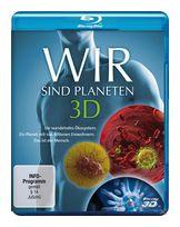 Wir sind Planeten 3D (BLU-RAY 3D) für 12,99 Euro