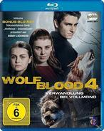 Wolfblood - Verwandlung bei Vollmond - Staffel 4 Bluray Box (BLU-RAY) für 24,99 Euro