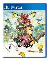 Wonder Boy: The Dragon's Trap (PlayStation 4) für 39,99 Euro