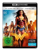 Wonder Woman (4K Ultra HD BLU-RAY) für 29,99 Euro