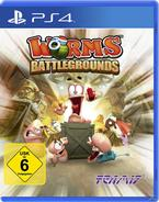 Worms: Battlegrounds (Software Pyramide) (PlayStation 4) für 25,00 Euro