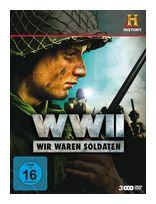 WW2 - Wir waren Soldaten - Vergessene Filme des Zweiten Weltkriegs (DVD) für 24,99 Euro