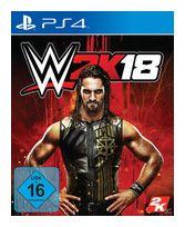 WWE 2K18 (PlayStation 4) für 19,00 Euro