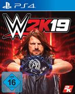 WWE 2K19 Standard Edition (PlayStation 4) für 59,99 Euro