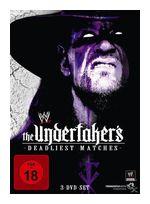 WWE - Undertaker´s Deadliest Matches (DVD) für 9,99 Euro