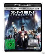 X-Men: Apocalypse - 2 Disc Bluray (4K Ultra HD BLU-RAY + BLU-RAY) für 24,99 Euro