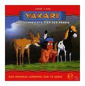 Yakari 26: Das schnellste Tier der Prärie (CD(s)) für 6,99 Euro