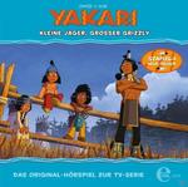 Yakari: Kleine Jäger, Großer Grizzly (29) (CD(s)) für 6,99 Euro