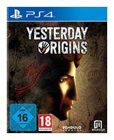 Yesterday Origins (PlayStation 4) für 39,99 Euro