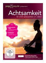 YogaEasy.de - Achtsamkeit für mehr Gelassenheit im Leben (DVD) für 12,99 Euro