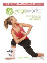 Yogaworks - Body Slim (DVD) für 4,99 Euro