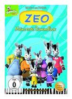 ZEO - Meine erste Sammelbox - Teil 1-4 (DVD) für 9,99 Euro