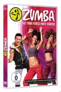 Zumba - Get your Fitness Party Started (DVD) für 5,99 Euro