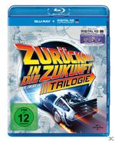 Zurück in die Zukunft - Trilogie Bluray Box (BLU-RAY) für 11,99 Euro