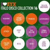 ZYX Italo Disco Collection 16 (VARIOUS) für 16,99 Euro