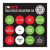 ZYX Italo Disco Collection 10 (VARIOUS) für 16,99 Euro