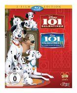 101 Dalmatiner 1+2 (BLU-RAY) für 27,99 Euro
