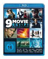 9 Movie Sci-Fi Collection BLU-RAY Box (BLU-RAY) für 12,99 Euro
