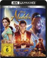 Aladdin (4K Ultra HD BLU-RAY + BLU-RAY) für 16,30 Euro