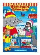 Benjamin Blümchen - Bei den Eskimos / Und die Murmeltiere (DVD) für 8,99 Euro