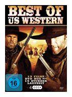 Best of US Western (DVD) für 13,99 Euro