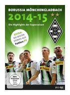 Borussia Mönchengladbach - Die Highlights der Supersaison 2014/2015 (DVD) für 12,99 Euro
