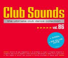 Club Sounds,Vol.86 (VARIOUS) für 21,99 Euro