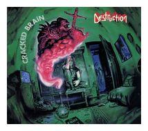 Cracked Brain (Slipcase,Poster) (Destruction) für 17,99 Euro