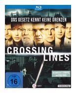 Crossing Lines - Staffel 1 Bluray Box (BLU-RAY) für 13,99 Euro