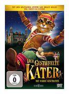 Der gestiefelte Kater (DVD) für 5,99 Euro