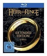 Der Herr der Ringe: Extended Edition Trilogie Extended Edition (BLU-RAY) für 26,99 Euro