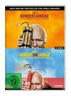 Der Hundertjährige, der aus dem Fenster stieg und verschwand / Der Hunderteinjährige, der die Rechnung nicht bezahlte und verschwand - 2 Disc DVD (DVD) für 13,99 Euro