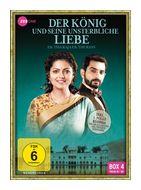 Der König und seine unsterbliche Liebe - Ek Tha Raja Ek Thi Rani DVD-Box (DVD) für 16,99 Euro