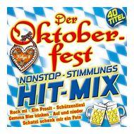 Der Oktoberfest Nonstop-Stimmungs Hit-Mix F.1 (VARIOUS) für 5,99 Euro