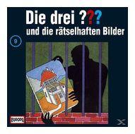 Die drei ??? 09: ...und die rätselhaften Bilder (CD(s)) für 7,49 Euro