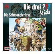 Die drei ??? Kids 20: Die Schmugglerinsel (CD(s)) für 7,49 Euro