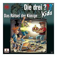 Die drei ??? Kids 56: Das Rätsel der Könige (CD(s)) für 4,23 Euro