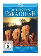 Die letzten Paradiese 31: Namibia - Lebende Wüste - Afrika (BLU-RAY) für 6,99 Euro