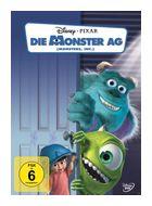 Die Monster AG (DVD) für 9,11 Euro