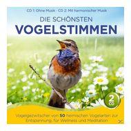 Die schönsten Vogelstimmen-Vogelgezwitscher v 50 (Naturklang) für 7,99 Euro