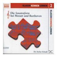 Die Sonatenform bei Mozart und Beethoven (CD(s)) für 8,99 Euro