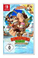 Donkey Kong Country: Tropical Freeze (Nintendo Switch) für 47,99 Euro