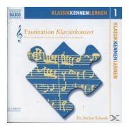 Faszination Klavierkonzert (CD(s)) für 8,99 Euro
