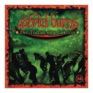 Gabriel Burns 38: Der Tod ist eine Lektion (CD(s)) für 8,99 Euro